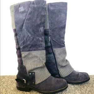 Muluks Suede Boots